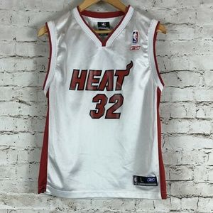 VTG Youth Shaquille O'Neal Miami Heat Jersey